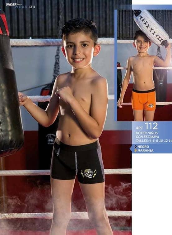 23c04a4c4f Boxer niños con estampa - Niños - Boxers Slip Niños - Michi Lencería ...